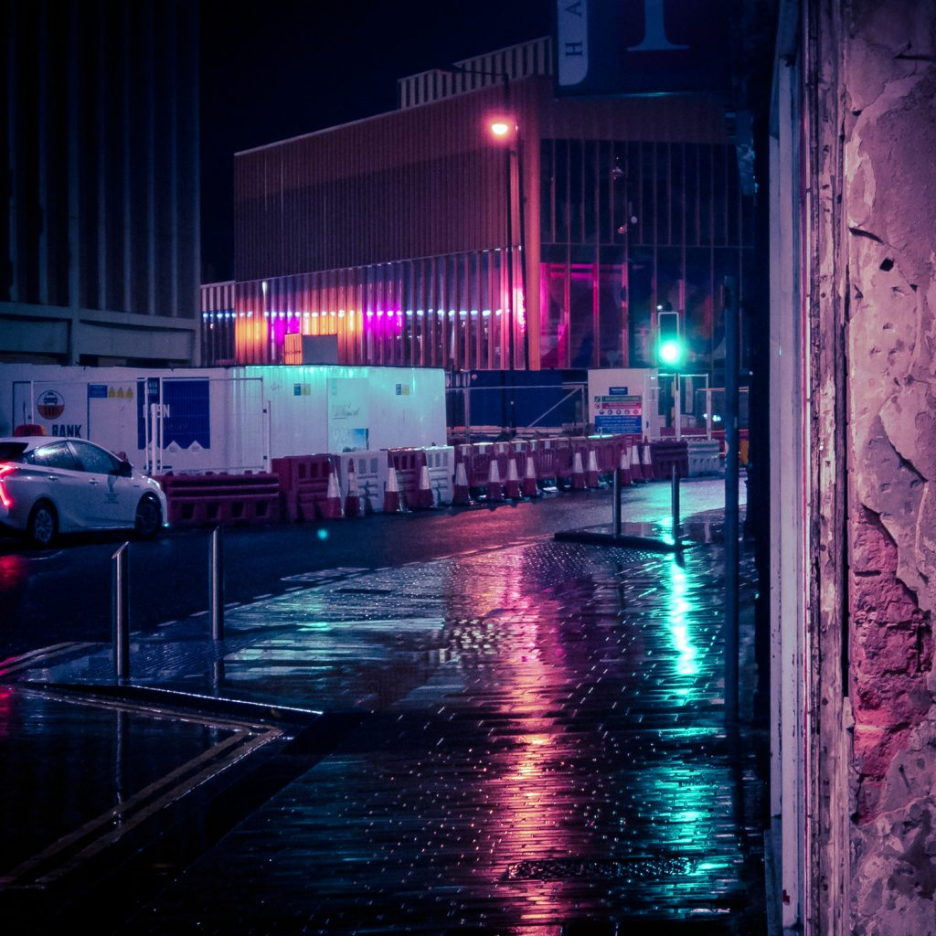 Neon Noir / Cyberpunk image by Robert Bishop